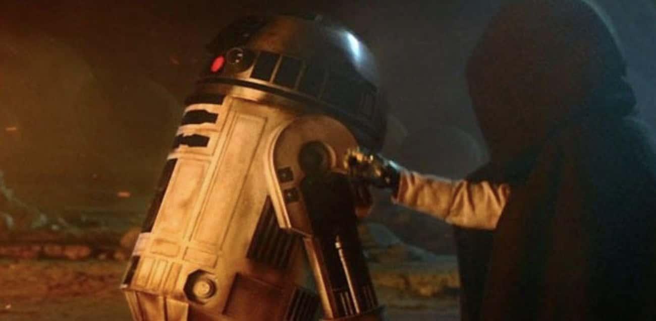 R2-D2 And C-3PO Are Both 66 In 'The Last Jedi'