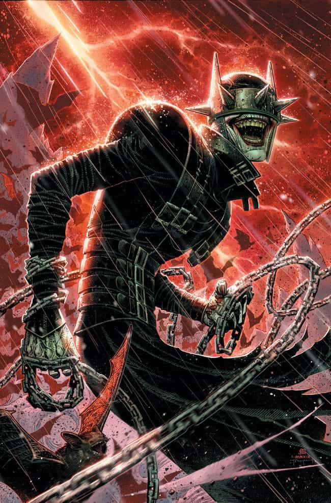 The Batman Who Laughs: D... is listed (or ranked) 2 on the list The Biggest Breakout Comic Book Characters Of The 2010s