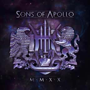 MMXX is listed (or ranked) 9 on the list The Most Anticipated Metal Albums Of 2020