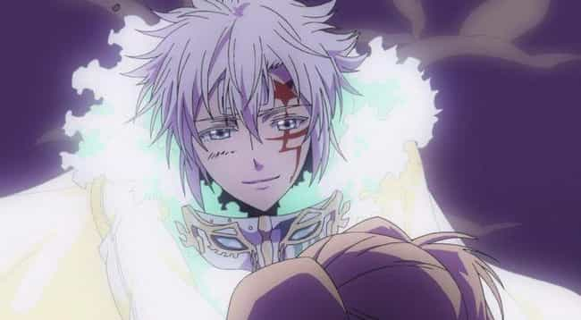 D.Gray-man is listed (or ranked) 1 on the list 15 Underrated Shonen Anime You Should Check Out