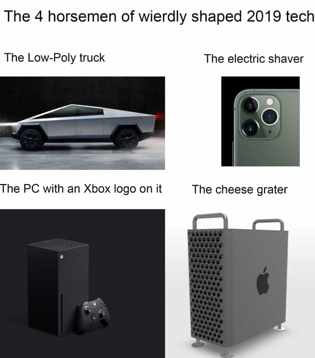 18 Of The Funniest Reaction Memes To The Xbox Series X Announcement