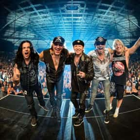 19th Scorpions Album is listed (or ranked) 2 on the list The Most Anticipated Metal Albums Of 2020