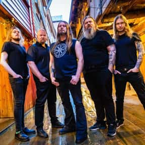 15th Enslaved Album is listed (or ranked) 10 on the list The Most Anticipated Metal Albums Of 2020