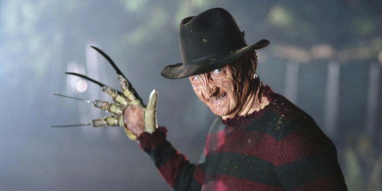 Englund Put Motor Grease In His Hair And Ash Under His Eyes For His Audition With Wes Craven