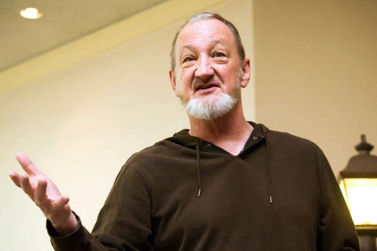 He Ended Up Auditioning For Ha is listed (or ranked) 4 on the list From Good Aliens To Dream Demons, Robert Englund Is More Than Your Worst Nightmare
