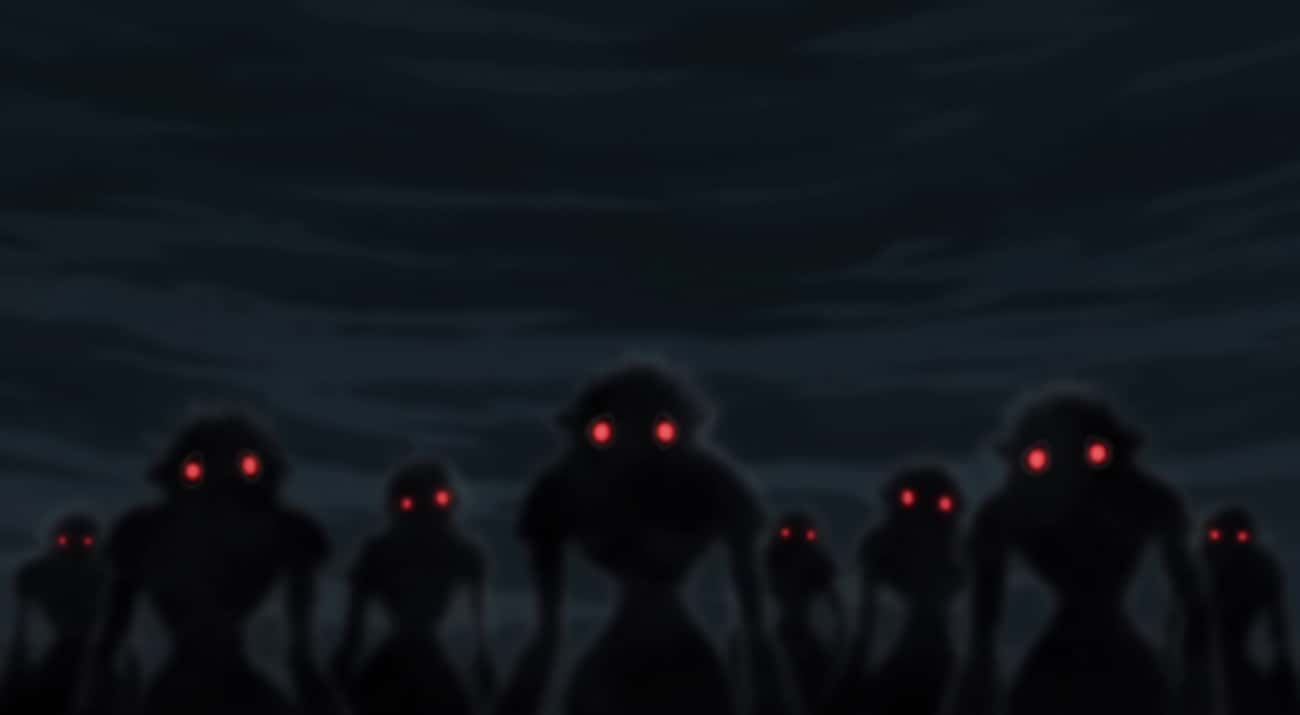 The Dark Ocean In 'Digimon Adv is listed (or ranked) 3 on the list The 13 Darkest Moments From Children's Anime