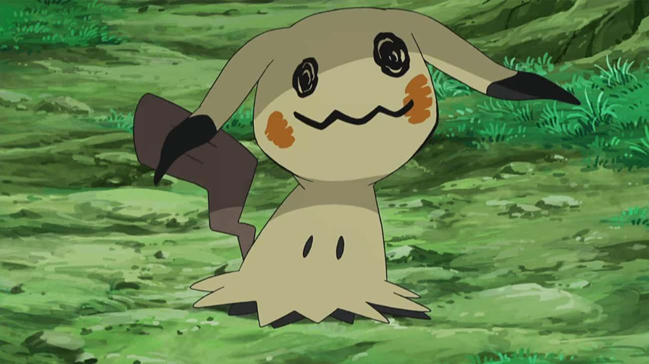 The Mimikyu Episode In 'Pokemo is listed (or ranked) 2 on the list The 13 Darkest Moments From Children's Anime