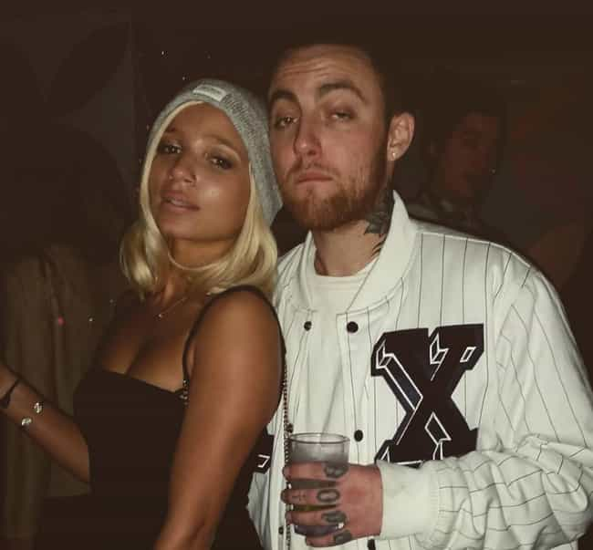 Nomi Leasure is listed (or ranked) 3 on the list Every Famous Woman Mac Miller Dated