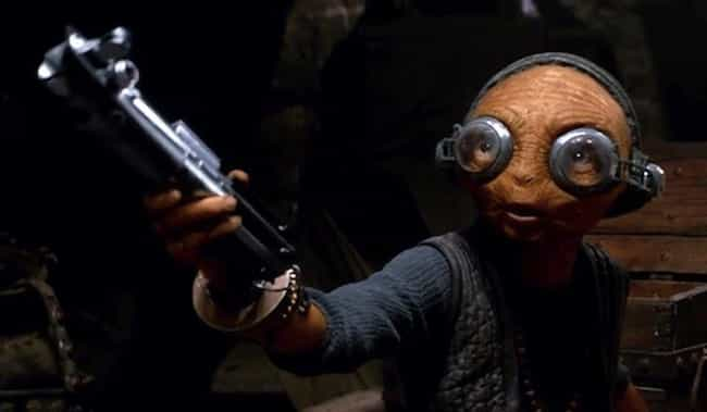 How Did Maz Kanata Get L... is listed (or ranked) 4 on the list 17 Unanswered Questions About The 'Star Wars' Universe That 'Rise Of Skywalker' Didn't Clear Up