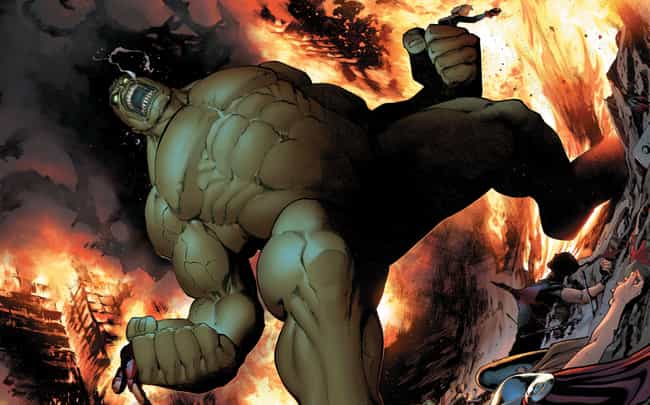 Banner Becomes The Focal... is listed (or ranked) 2 on the list How The Hulk Became Immortal And Angered The Deepest Levels Of Hell