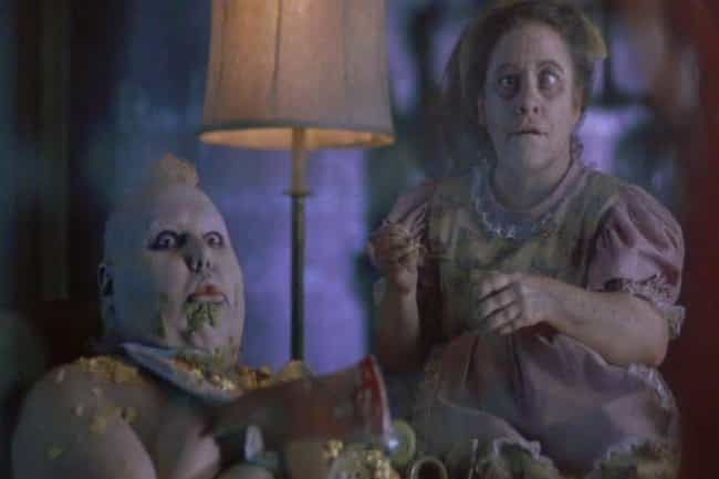 There Are 12 Uniquely De... is listed (or ranked) 1 on the list It Was Heavily Criticized In 2001, But 'Thirteen Ghosts' Is Far Better Than You Remember