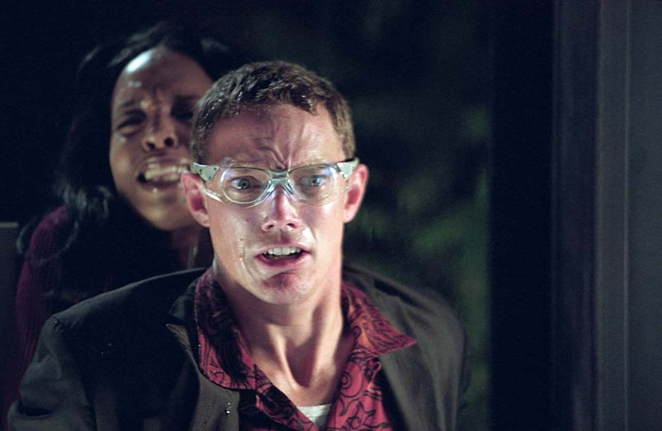 In One Of His Best Performances After 'Scream,' Matthew Lillard Plays A Charismatic And Neurotic Psychic