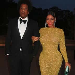 Jay-Z Cheated On Beyonce With  is listed (or ranked) 2 on the list Celebrities Who Were Caught Cheating