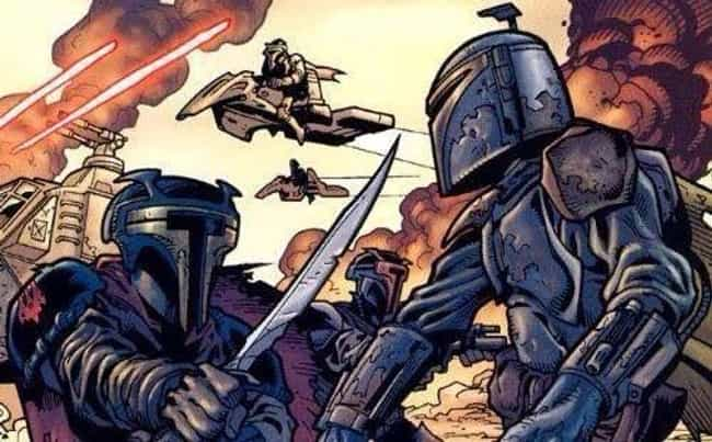 Before 2006, It Was Know... is listed (or ranked) 2 on the list What Is Beskar Steel And Why Is It So Important On 'The Mandalorian'?