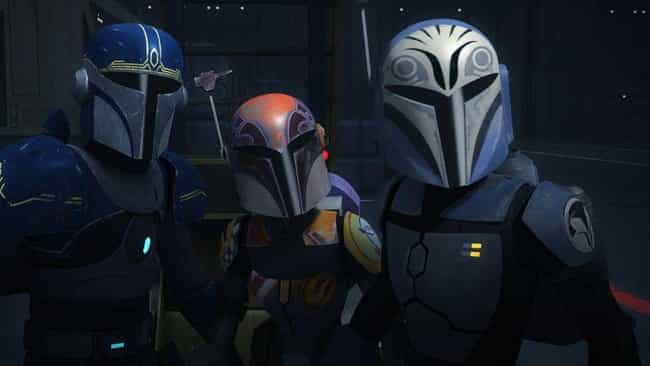 Beskar Is An Integral Pa... is listed (or ranked) 3 on the list What Is Beskar Steel And Why Is It So Important On 'The Mandalorian'?
