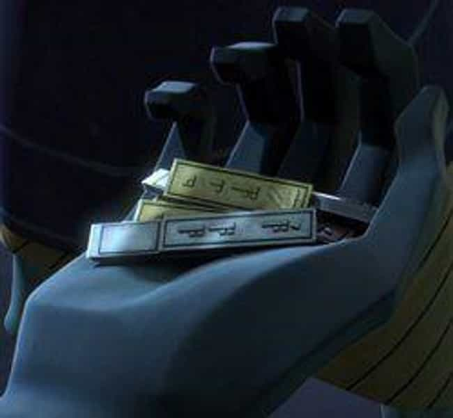 Beskar's Worth Is Valuab... is listed (or ranked) 4 on the list What Is Beskar Steel And Why Is It So Important On 'The Mandalorian'?