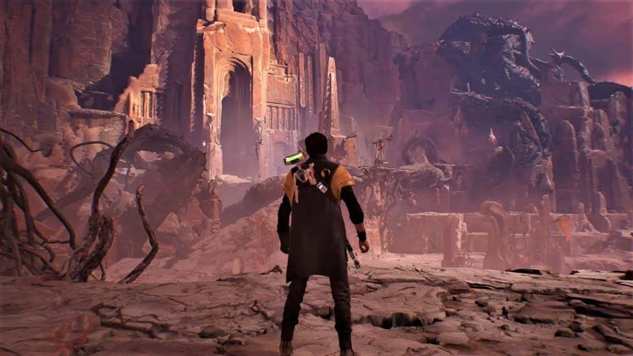 Dathomir is listed (or ranked) 1 on the list From Dathomir To Bracca, Every Planet In 'Star Wars Jedi: Fallen Order', Ranked