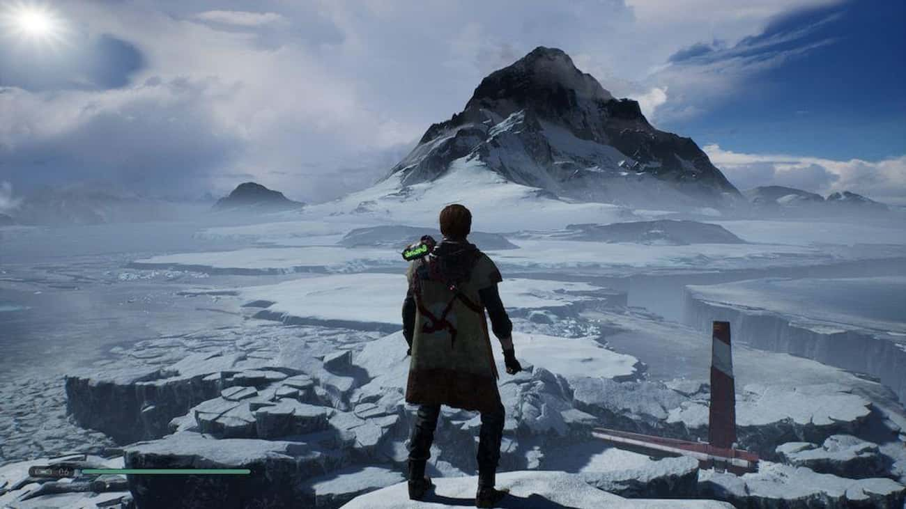 Ilum is listed (or ranked) 4 on the list From Dathomir To Bracca, Every Planet In 'Star Wars Jedi: Fallen Order', Ranked