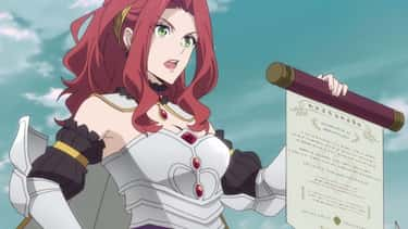 Malty S. Melromarc - 'The Risi is listed (or ranked) 1 on the list 15 Anime Characters Who Fight Super Dirty