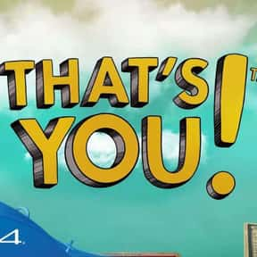 That's You! is listed (or ranked) 19 on the list The Best PlayStation 4 Party Games