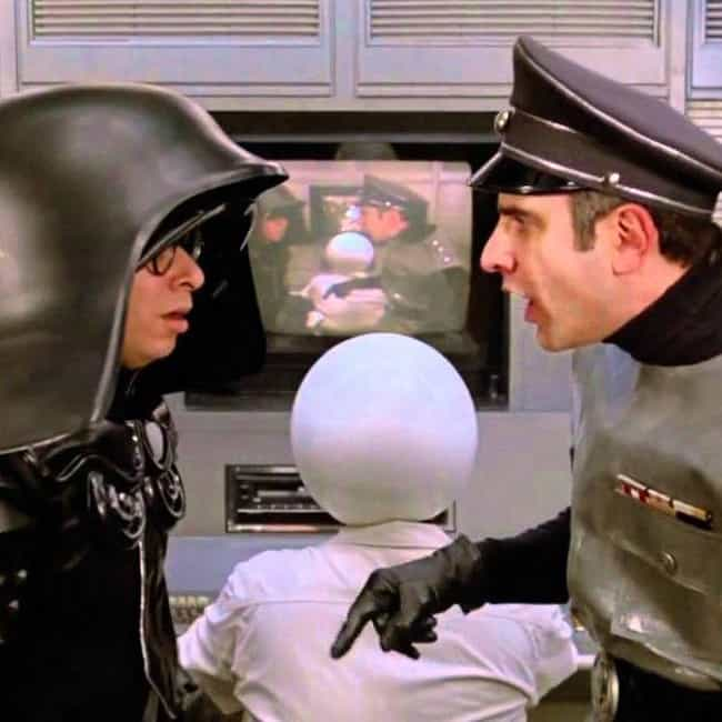 Happening Now is listed (or ranked) 1 on the list Feel The Schwartz With The Funniest 'Spaceballs' Quotes