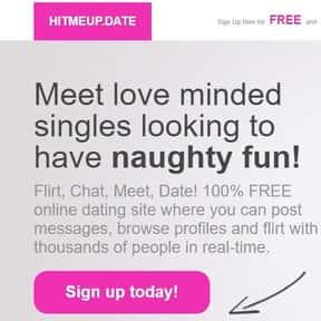 hitmeup.date is listed (or ranked) 23 on the list The Best Dating Websites