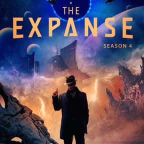 The Expanse is listed (or ranked) 19 on the list The Best Sci-fi Movies to Watch High on Weed
