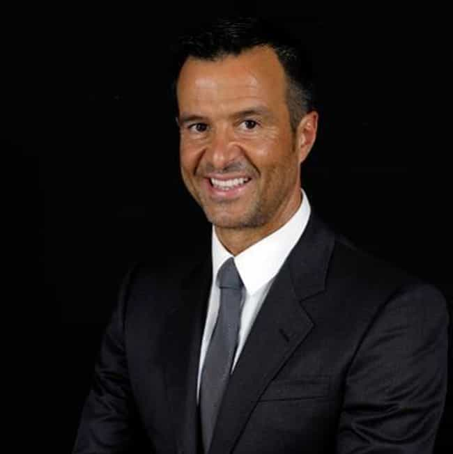 Jorge Mendes is listed (or ranked) 4 on the list The Most Powerful Agents In The Sports World