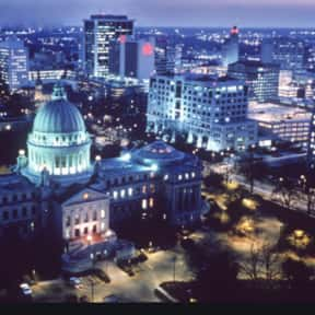 Jackson is listed (or ranked) 19 on the list The Best US Cities for Millennials