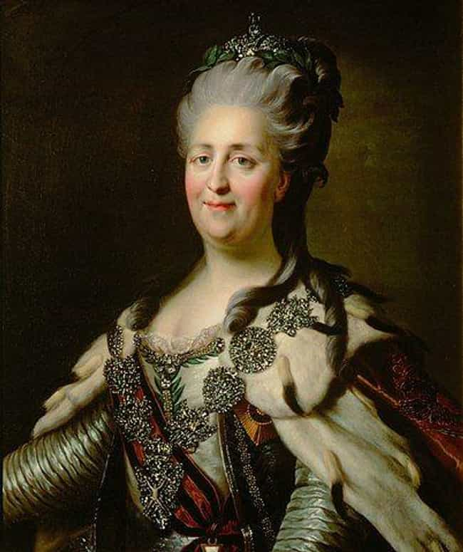 Catherine the Great is listed (or ranked) 4 on the list Historical Leaders Called 'The Great,' Ranked By Greatness