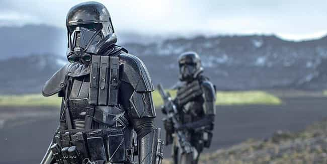 Death Troopers is listed (or ranked) 1 on the list Every Stormtrooper In The Star Wars Cinematic Universe, Ranked