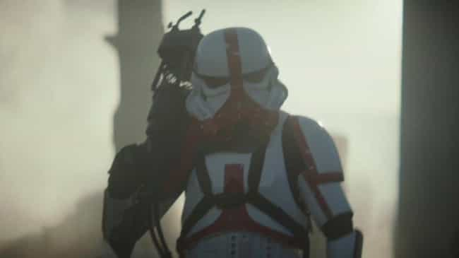 Incinerator Stormtrooper... is listed (or ranked) 4 on the list Every Stormtrooper In The Star Wars Cinematic Universe, Ranked