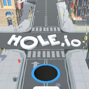 Hole.io is listed (or ranked) 23 on the list Awesome Games You Need To Play If You Loved 'Wattam'
