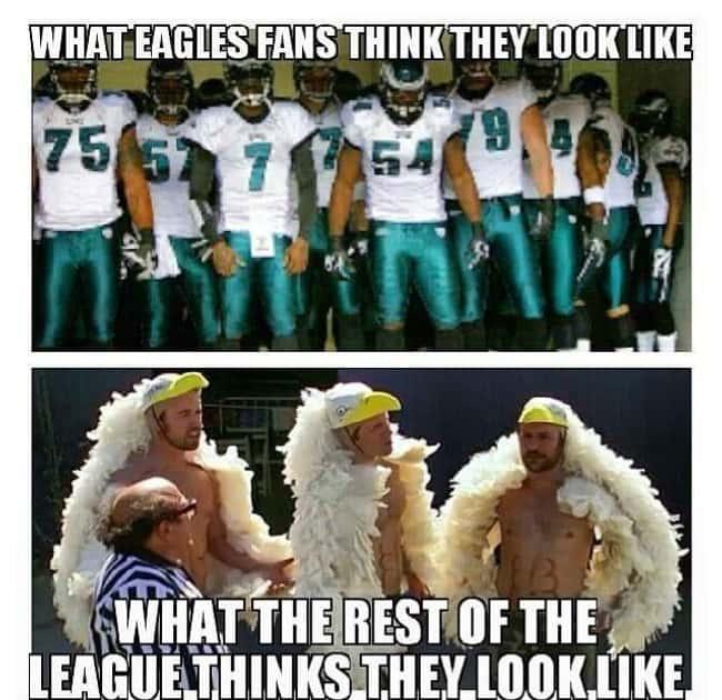 The 24 Funniest Philadelphia Eagles Memes Ranked