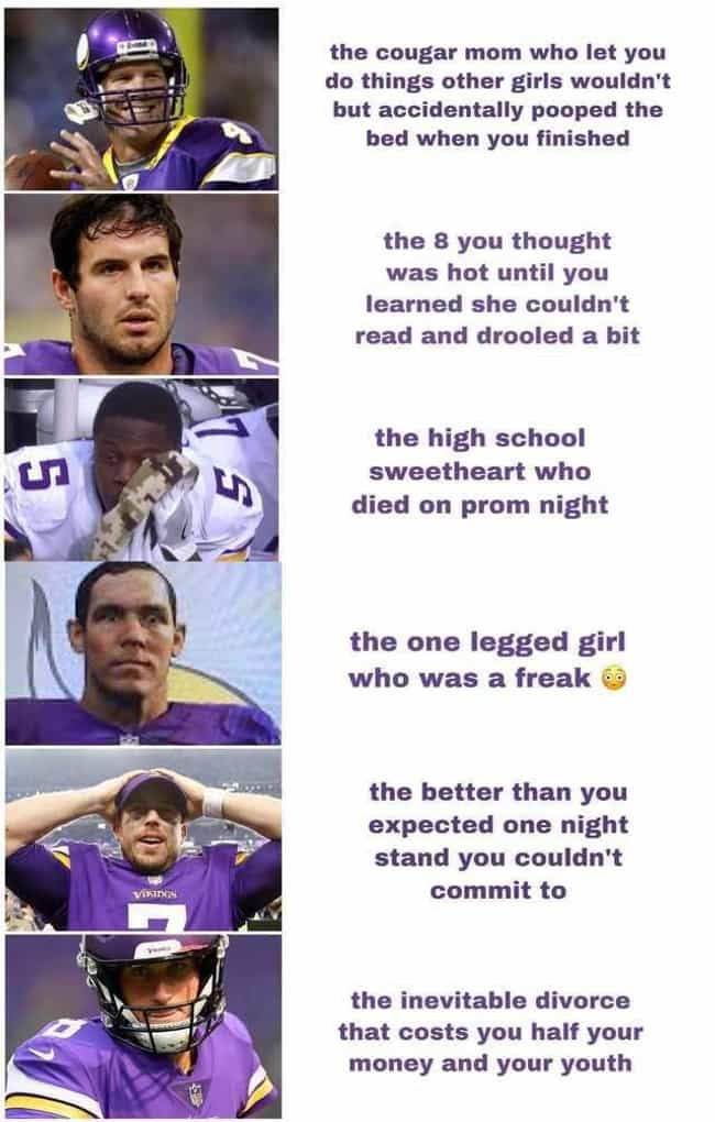 It's Still Progress is listed (or ranked) 2 on the list The Best Memes For Minnesota Vikings Haters