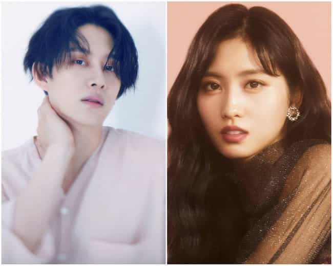 Heechul (Super Junior) &... is listed (or ranked) 3 on the list K-pop Idols Who Are Dating In 2020