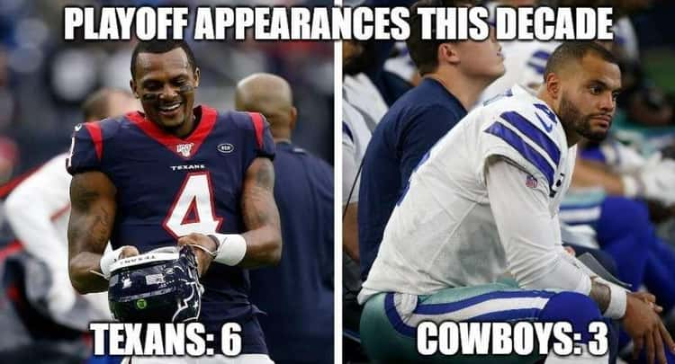 Texas' Team > America's Team