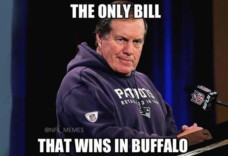 Sorry, Bills Fans