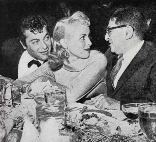 Curtis Proposed To Leigh... is listed (or ranked) 3 on the list Inside Janet Leigh And Tony Curtis's Troubled Relationship