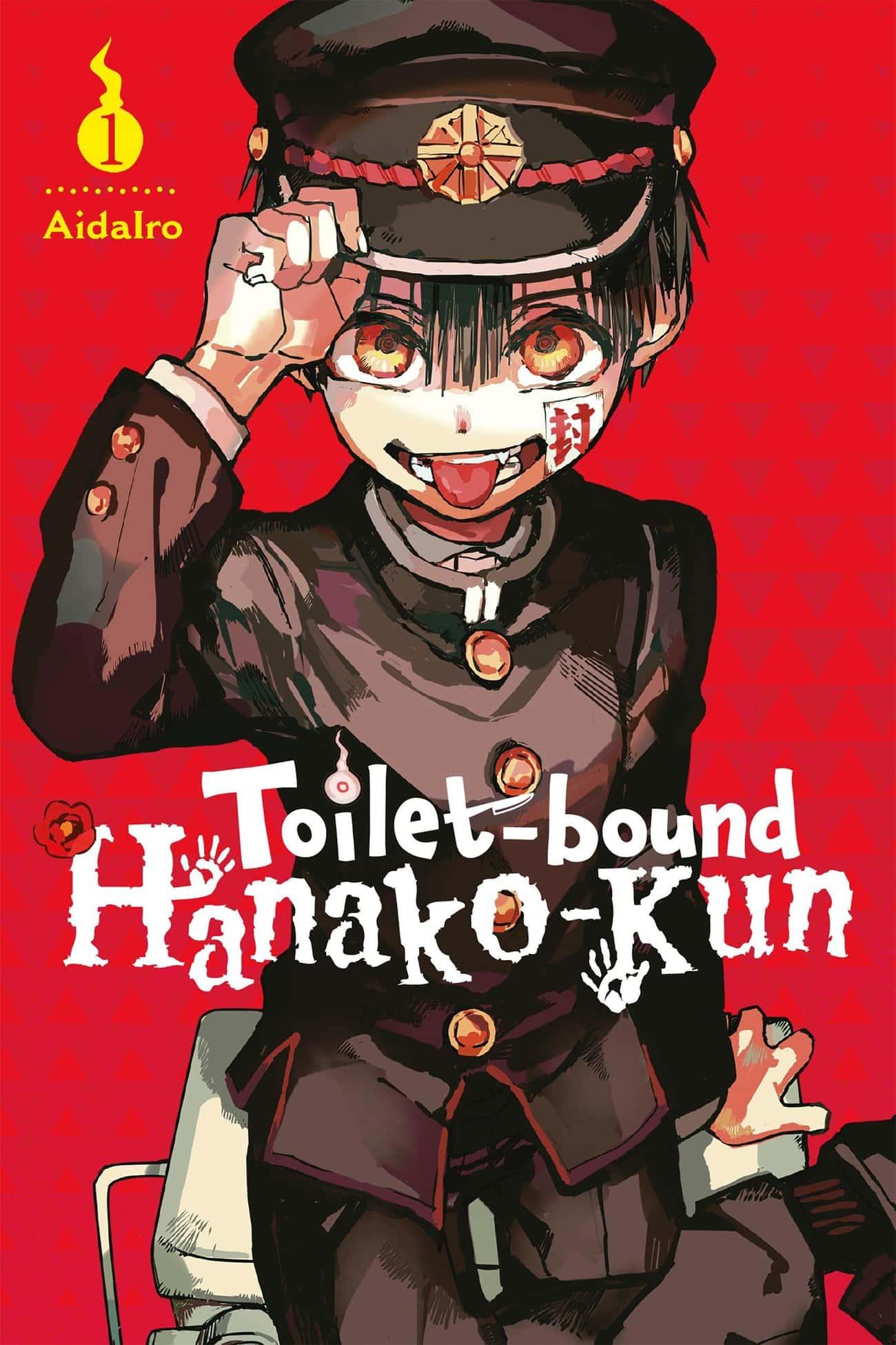 'Toilet-bound Hanako-kun' by AidaIro