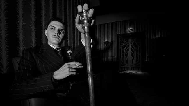 James Patrick March - 'H... is listed (or ranked) 2 on the list All Of Evan Peters's Roles In 'American Horror Story,' Ranked By Fans