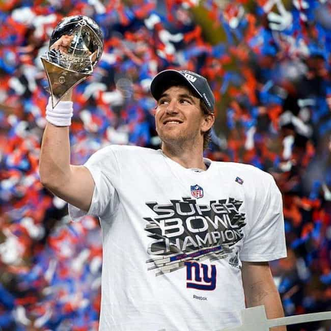 2007 New York Giants is listed (or ranked) 1 on the list Every Wild Card Team To Win The Super Bowl