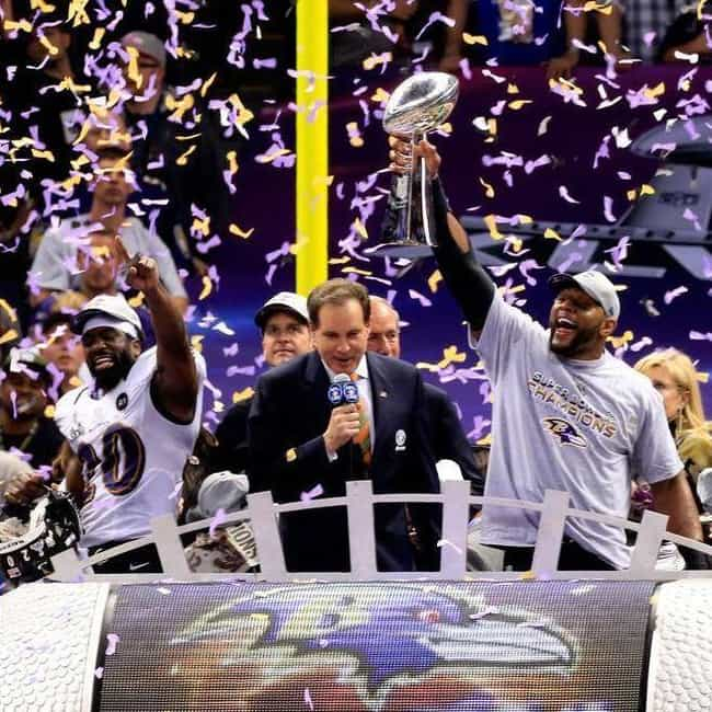 2012 Baltimore Ravens is listed (or ranked) 4 on the list Every Wild Card Team To Win The Super Bowl