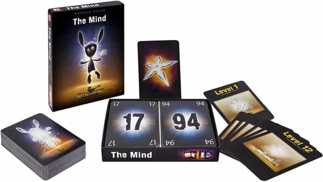 The Mind (2018) is listed (or ranked) 4 on the list The Best Board Games Of The 2010s