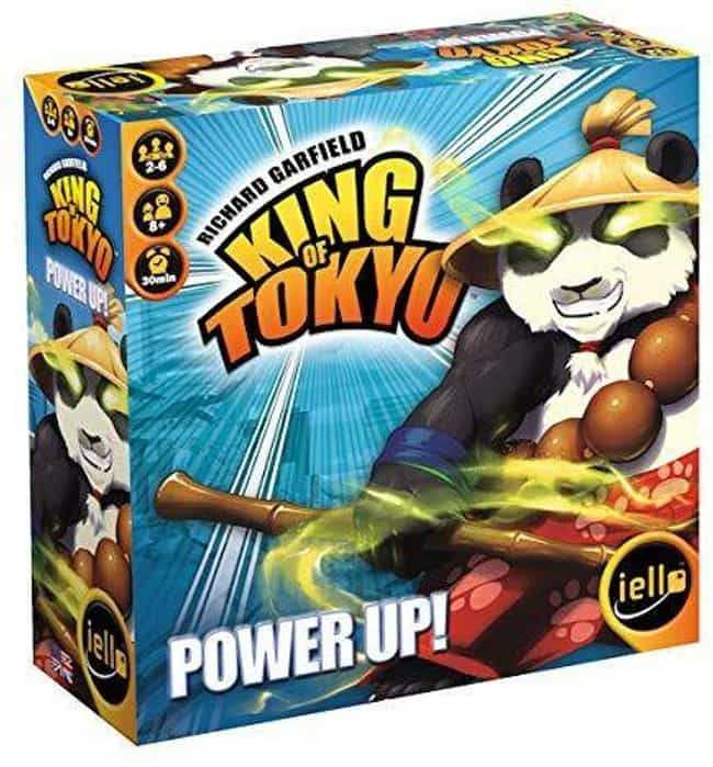 King of Tokyo (2011) is listed (or ranked) 2 on the list The Best Board Games Of The 2010s