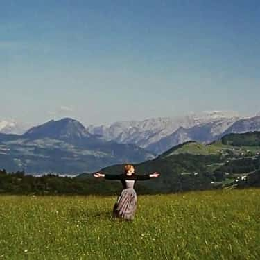 The Hills Are Alive is listed (or ranked) 1 on the list The Hills Are Alive With Quotes From 'The Sound of Music'