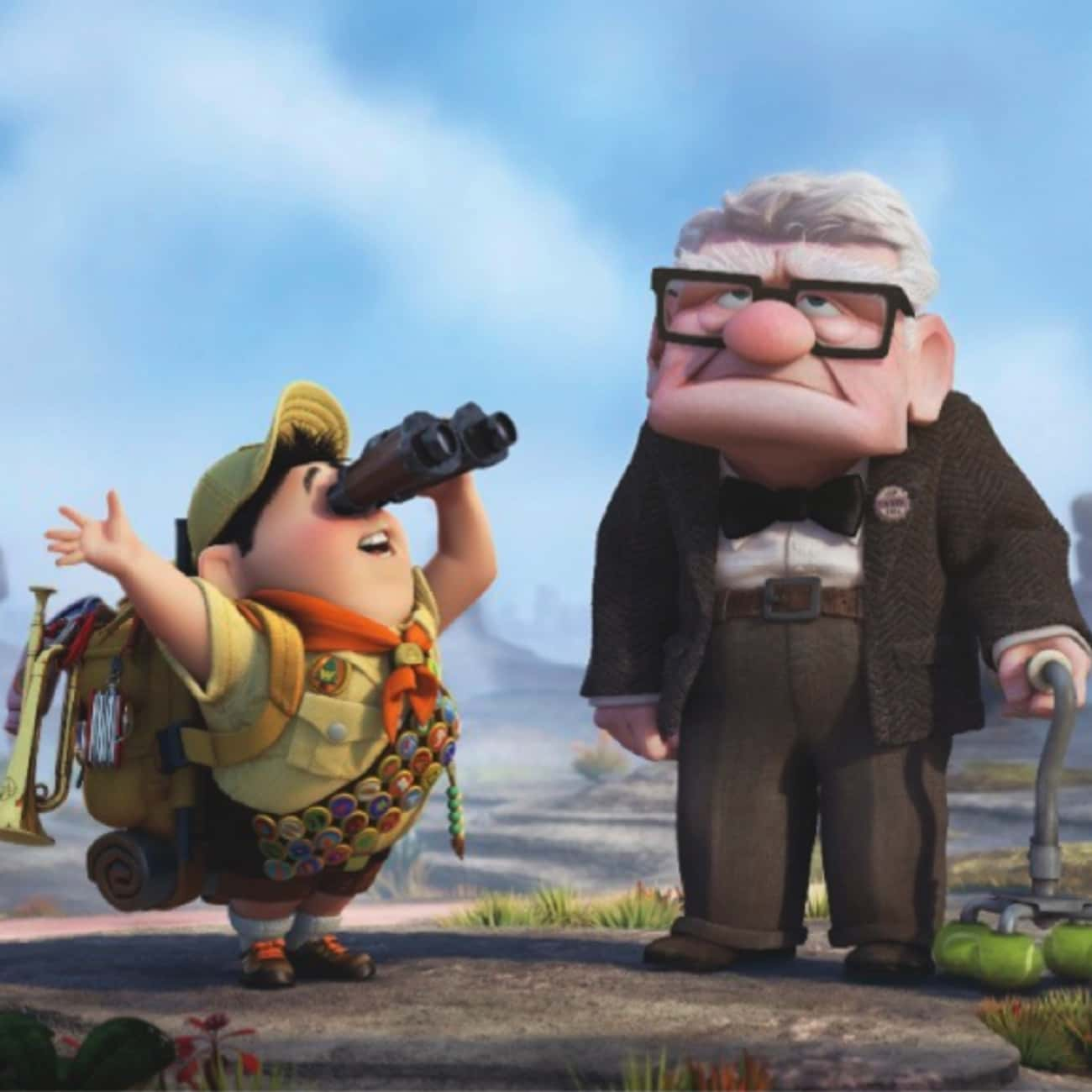 Play A Game is listed (or ranked) 2 on the list The Most Adventurous Quotes From Disney and Pixar's 'Up'