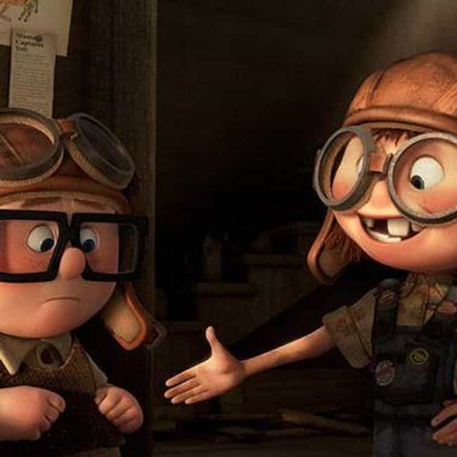 I Like You is listed (or ranked) 3 on the list The Most Adventurous Quotes From Disney and Pixar's 'Up'