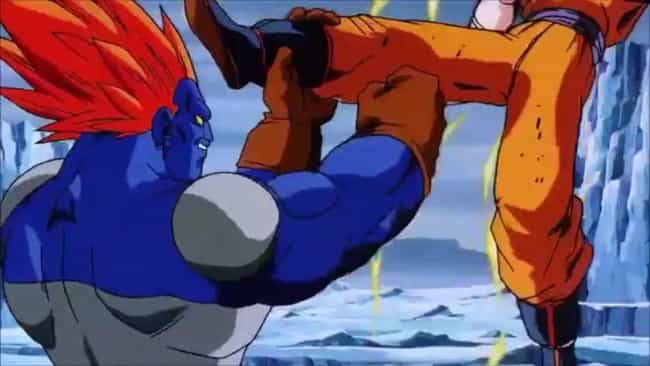 Android 13 Knocks The Su... is listed (or ranked) 3 on the list The 13 Most Devastating Low Blows In Anime History