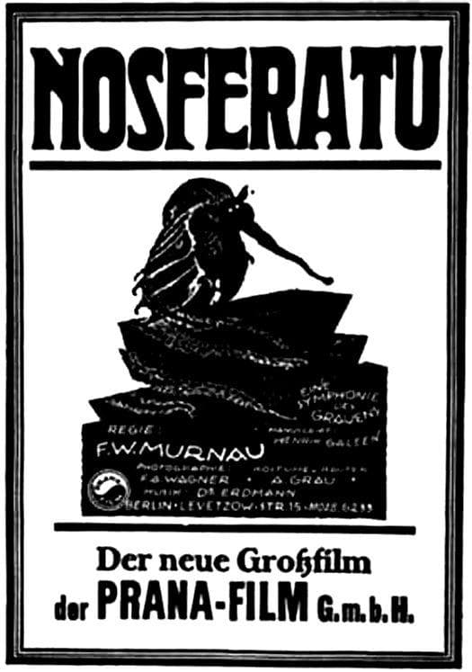 Image of Random 'Nosferatu' Blatantly Defied Copyright Laws To Become An Illegal, Vampiric Cinematic Masterpiec